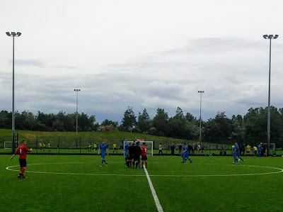 ✔573 Silksworth Sports Complex (3G pitch 1)