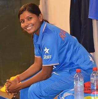 ICC Women WC ~ India storms into Semis - Gayakwad's 5 for 15