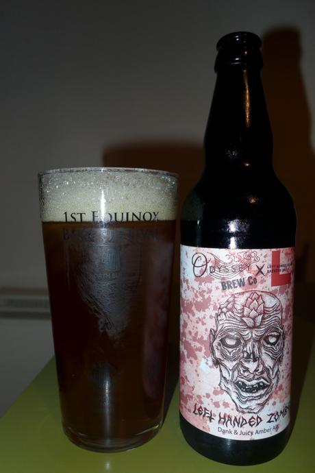 Tasting Notes: Odyssey: Left Handed Giant: Left Handed Zombie