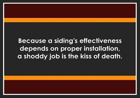Signs of a Bad Siding Installation, and What to Do