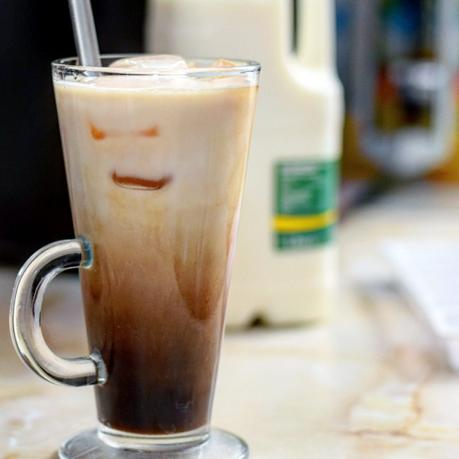 Recipe|| Simple Iced Coffee