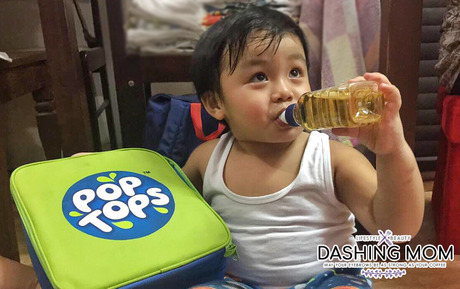 Pop Tops Australia's Favorite Kid's Juice Drink is now here at the Philippines