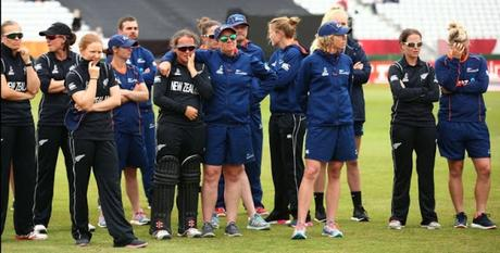 ICC Women World Cup ~ India to play Aussies in Semis ~the long gap between matches