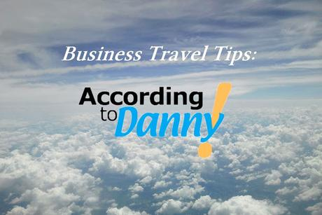 Author, Danny Cahill, Shares Helpful Tips For Business Travelers
