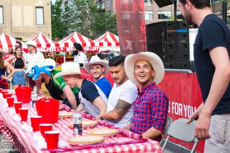 Giddy Up: Budweiser County Fair Toronto!
