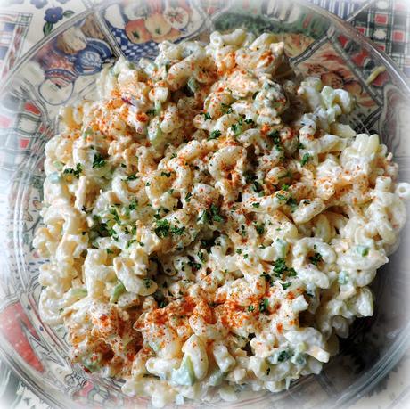 Cheddar Macaroni Salad