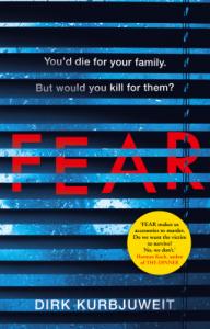 Fear by Dirk Kurbjuweit #BookReview #Thriller