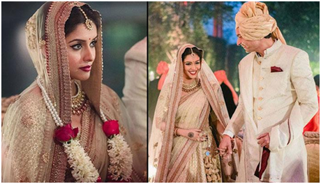 Flawless Wedding Wear Inspiration