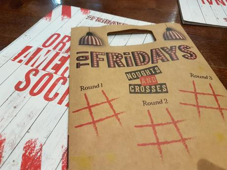 Review: TGI Fridays Solihull