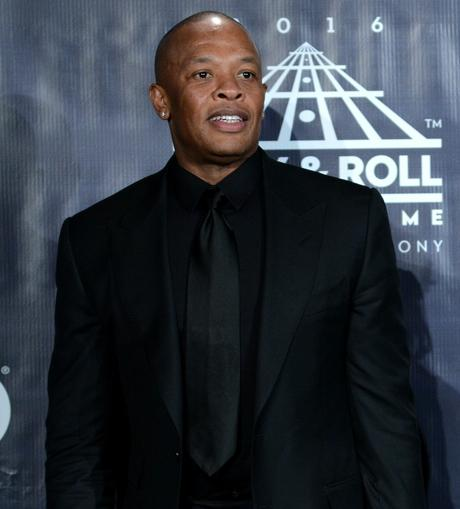 Dr. Dre: 'Any man who puts his hands on a female is a f–king idiot'