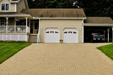 Various Common Types of Driveways Used in Residential Buildings
