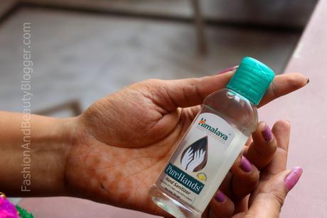Himalaya PureHands Hand Sanitizer Review