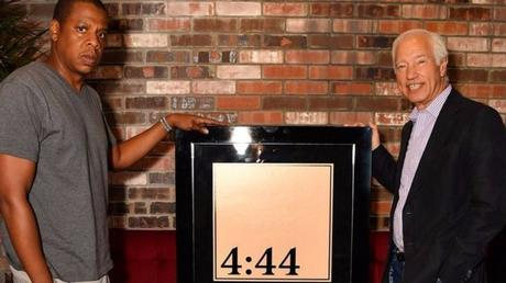 JAY-Z BREAKS HIS OWN RECORD 4:44 TOPS THE BILLBOARD CHARTS