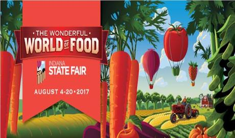 Indiana State Fair Celebrate's The Wonderful World of Food
