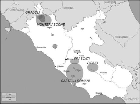 From Italy with Wine - Italian wine zones, subdivision and denominations
