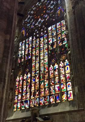 MILAN, ITALY: Guest Post by Cathy Bonnell