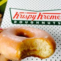 Photo Credit: Krispy Kreme Doughnuts via Facebook