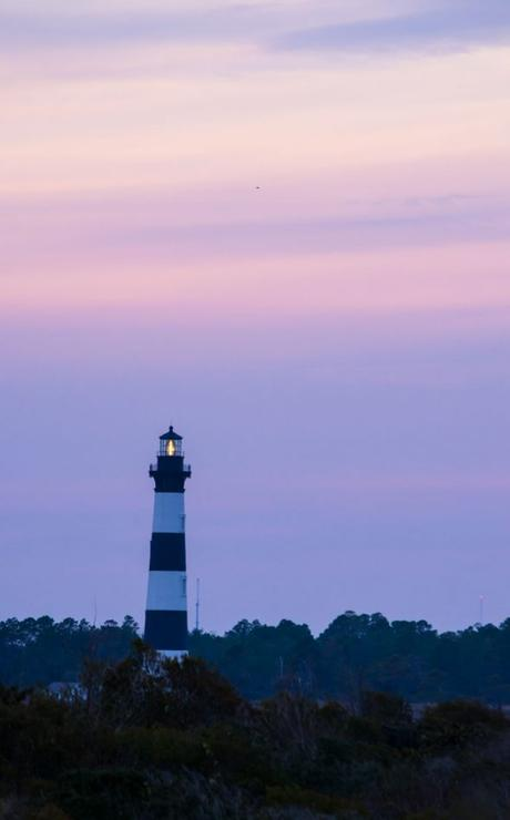Sunset at Bodie Island Light House
