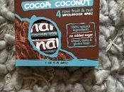 Nak'd Cocoa Coconut Bars