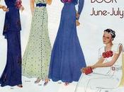 1930s Fashion Vogue Summer Pattern Book