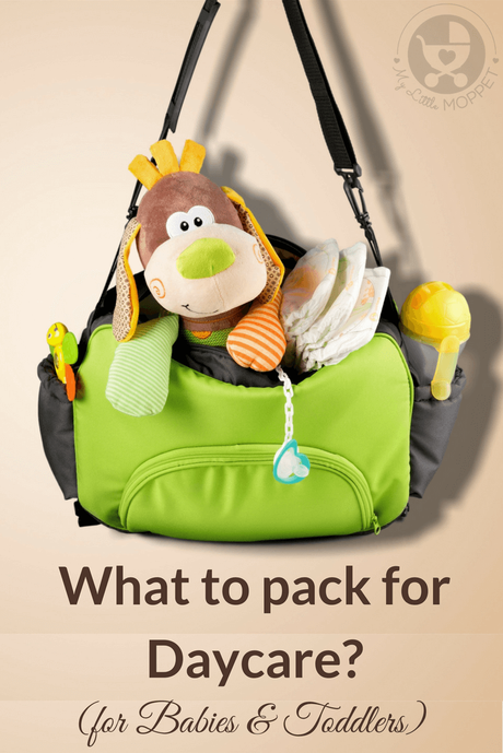 As busy Moms, the last thing you want is deciding what to pack for daycare every morning! Simplify life with our daycare packing lists for babies & toddlers.