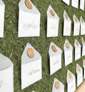 Favorite Wedding Details of the Moment | Dreamery Events