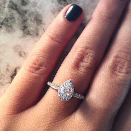 Is a halo engagement ring right for you