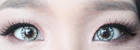 [Pinky Paradise] Princess Pinky Twilight Reborn Circle Lens in Grey Review