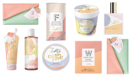 Zoella Beauty - Jelly & Gelato Collection