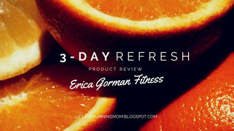 3 Day Refresh - take 2