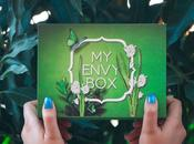 Envy Beauty Subscription July 2017 Unboxing