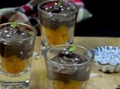 Motichoor Chocolate Pudding Parfait