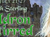 Cauldron Stirred Judith Sterling @XpressoReads