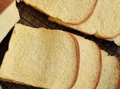 Fluffy Soft Milk Enriched Sandwich Bread Recipe
