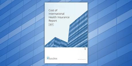 New report focuses on the average cost of international health insurance