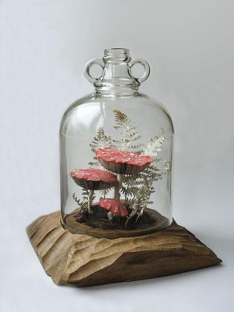 Fly Agaric no.1 by Kate Kato