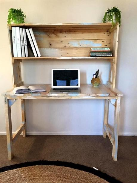 Diy Computer Desk Ideas Space Saving Awesome Picture Paperblog