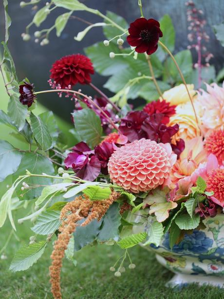 Monday Flowers – In A Soup Tureen