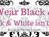 Wear Black White, When White Isn't Flattering