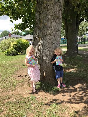 The Twins Nursery Graduation
