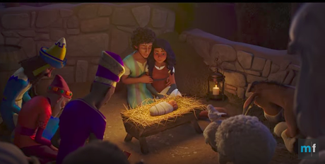 Watch: 'the Star' Animated Movie Teaser Trailer About the Story of ...
