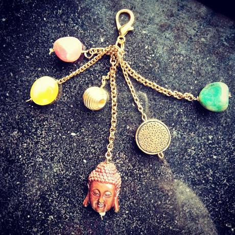 Charm Keyring by Instagram Seller No-Strings-Attached
