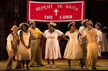 'Porgy and Bess' Rises up Singing at Glimmerglass