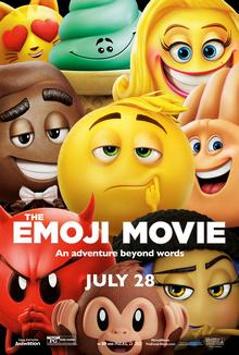 Today's Review: The Emoji Movie