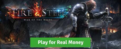 Betsoft Fire & Steel Slot play for real money