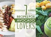 Recipes Avocado Lovers