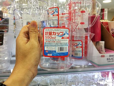 daiso measuring cup