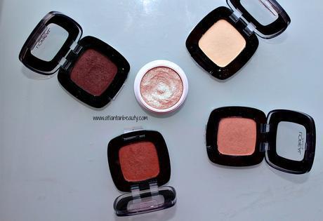Favorite Eyeshadows