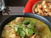 Easy Creamy Singapore Malaysian Style Chicken Korma
