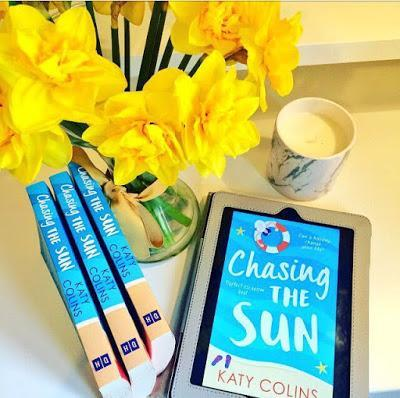 CHASING THE SUN BLOG TOUR - KATY COLINS: TRAVEL PACKING HACKS